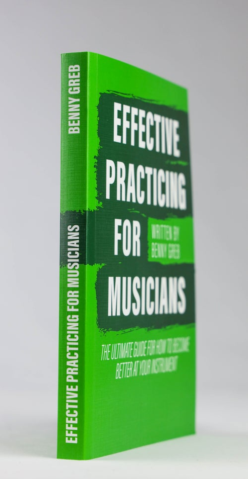 Image of EFFECTIVE PRACTICING FOR MUSICIANS - Paperback
