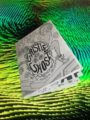 Gristle Ghost and the Numerical Obsession (2016)