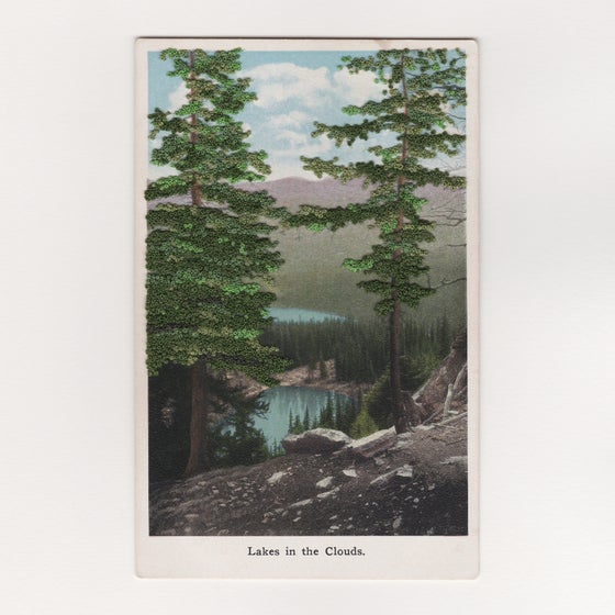 Image of LAKES IN THE CLOUDS