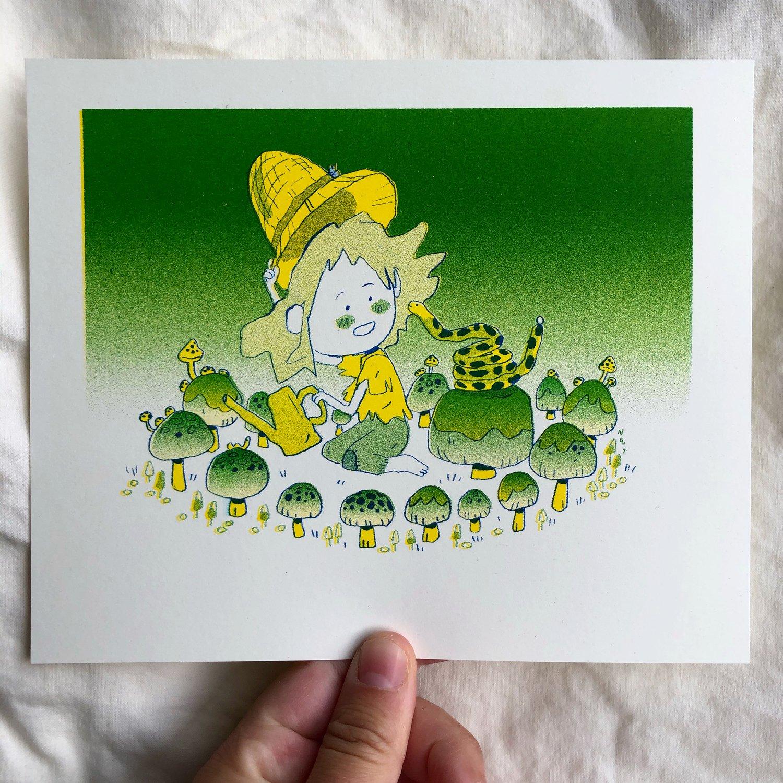 Mushroom Gardener