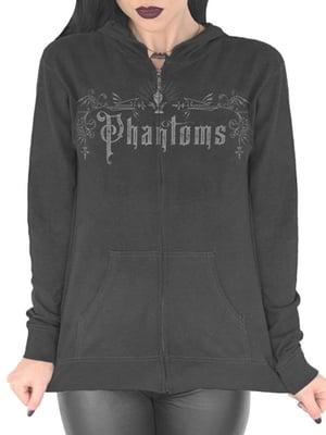 Image of SERPENTINE CLOTHING Phantoms Women's Hoodie