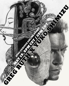 Image of EVENT ENDED: online talk event with artist Greg Ruth MAY 19