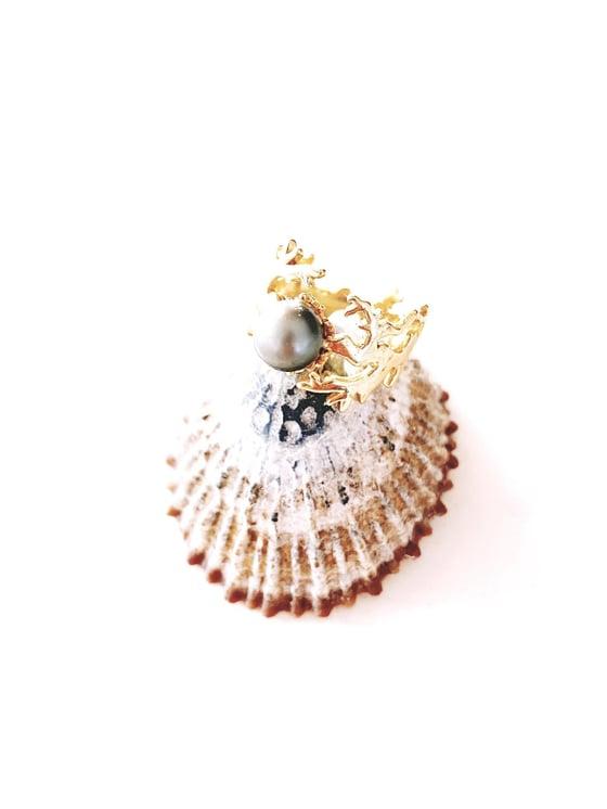 Image of Tahitian Pearl Ring