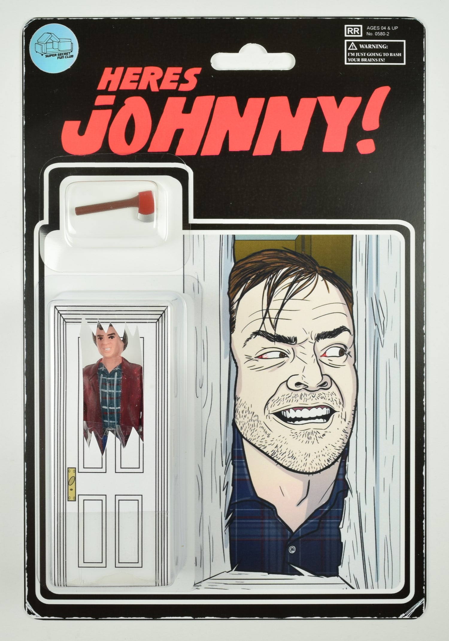 Image of Here's Johnny!