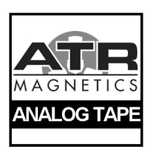 """Image of ATR Echo Tape - 1/4"""" x 100' Lubricated Tape with Graphite Backcoat on a  5"""" Plastic Reel"""