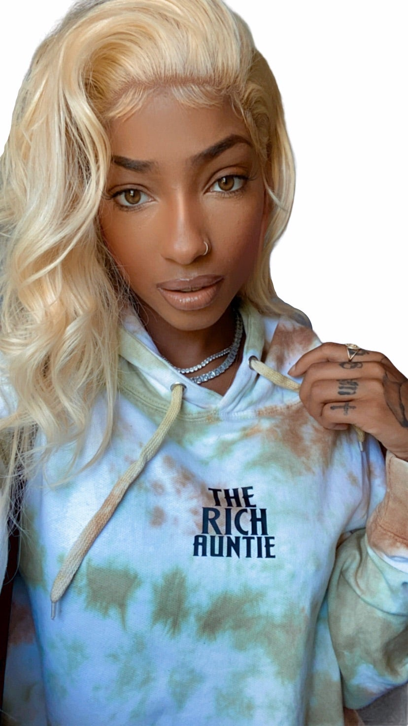 Image of The Rich Auntie T-Shirt & Hoodie