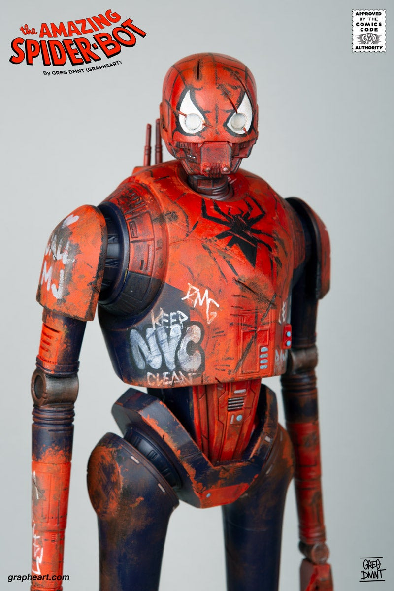 K2SO  Spider-Bot