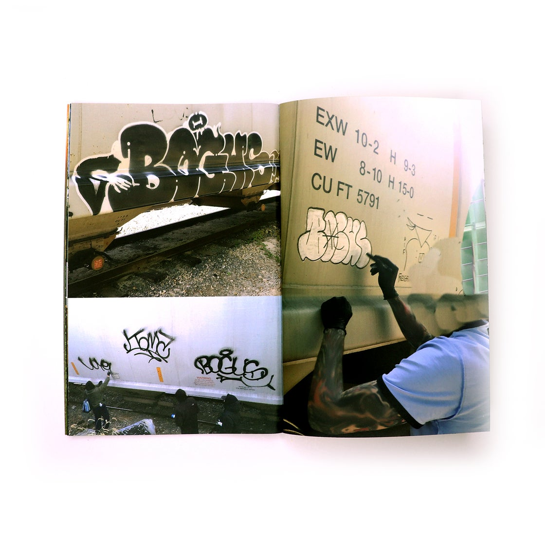 Image of FREE BOGUS - VOYER & BOGUS CDC x CUT IN THE FENCE