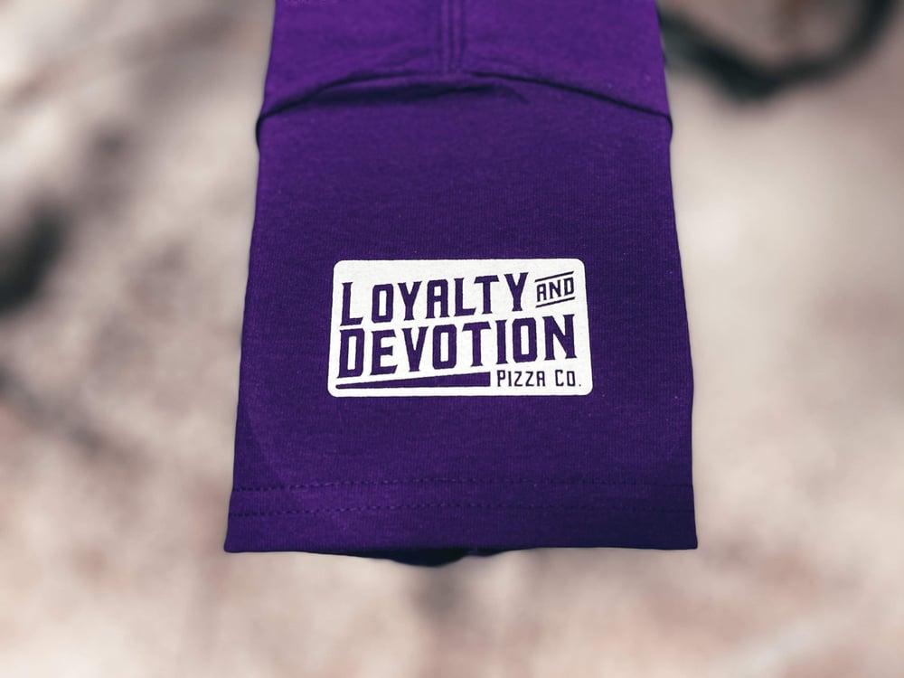 Pizza Life (Purple Edition) T-Shirt