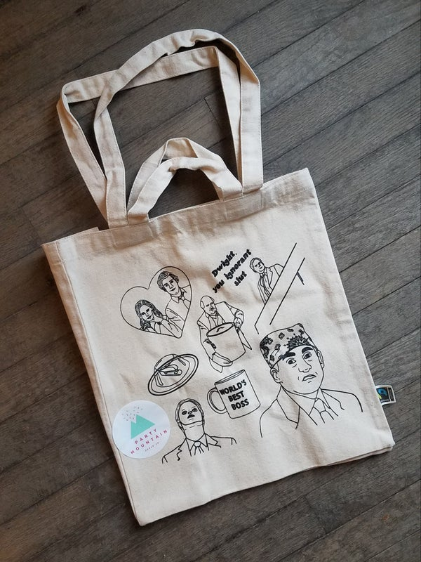 Image of The Office Tote Bag