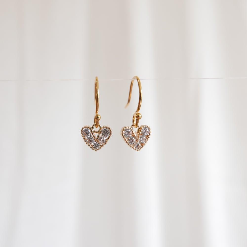 Image of Sweetheart Earrings