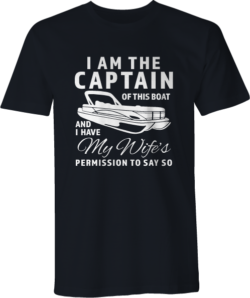 Image of I am the Captain