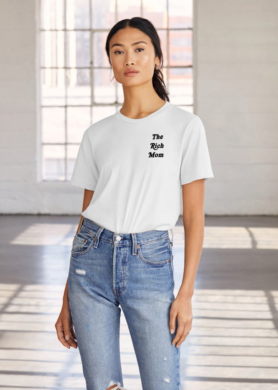 Image of THE RICH MOM T-SHIRT