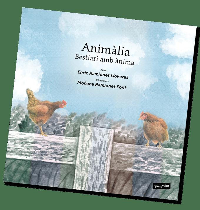Image of Animàlia. Bestiar amb ànima, d'Enric Ramionet i Mohana Ramionet