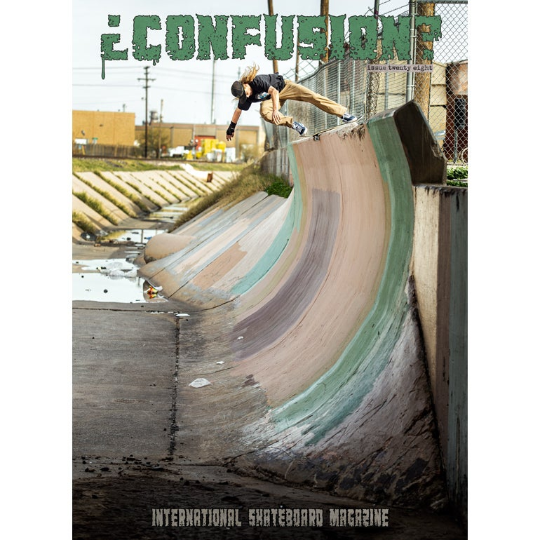 Image of Confusion Magazine - Issue #28