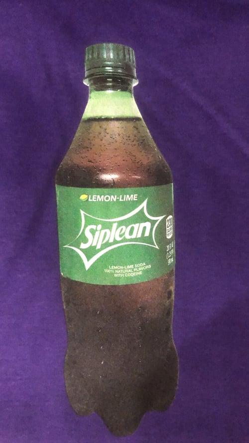 Image of Siplean Purple Sprite Tee