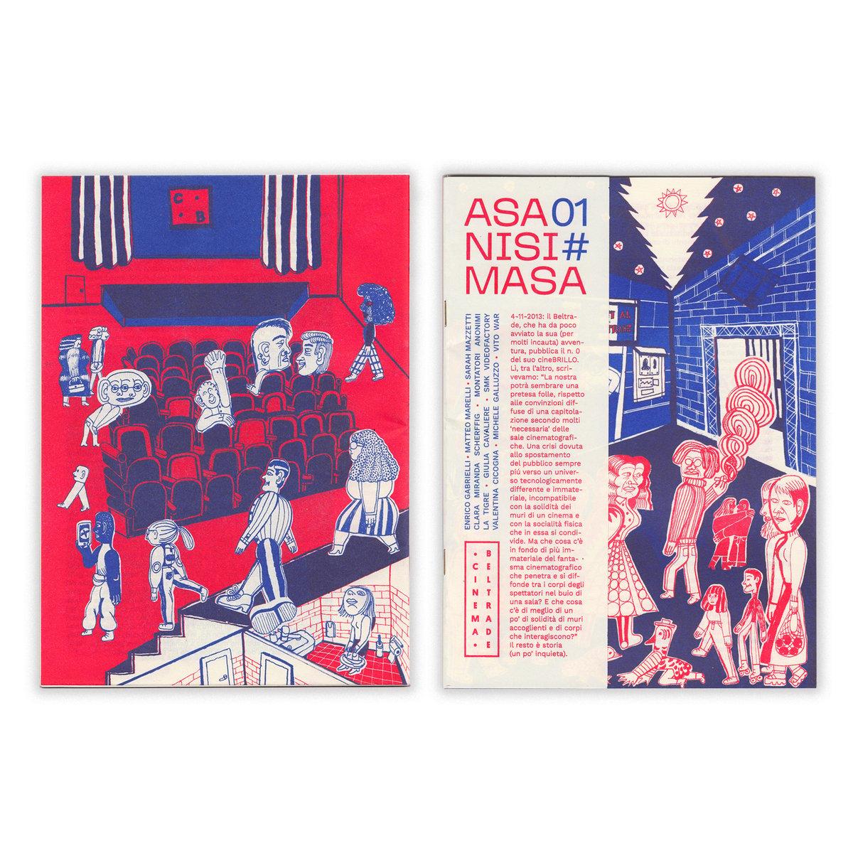 Image of ASA NISI MASA