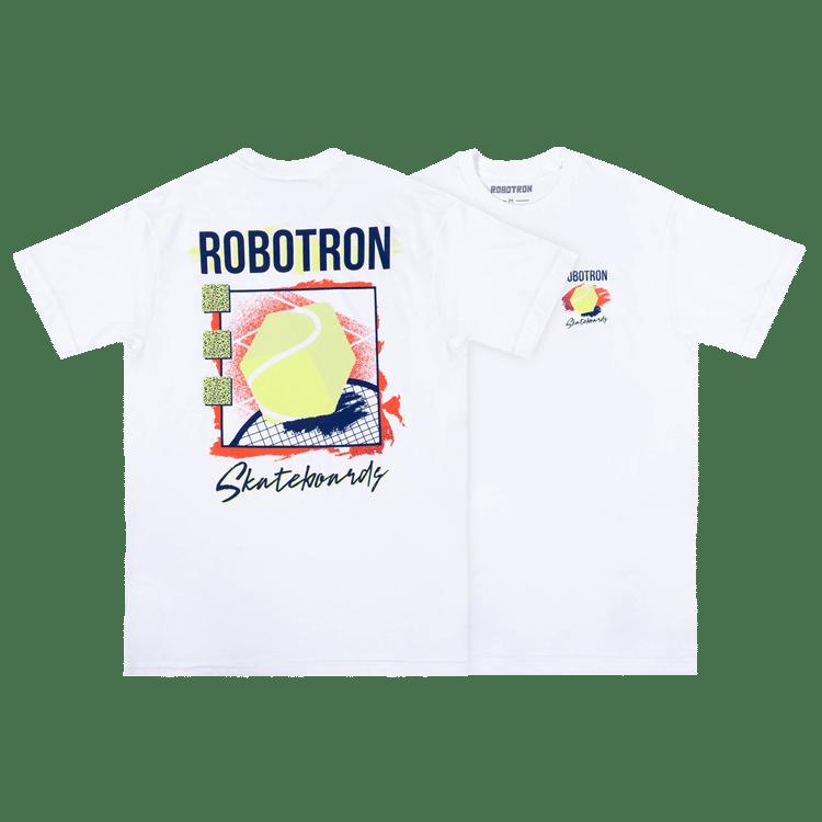 Image of Tie Break T-Shirt white