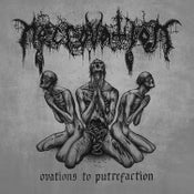 """Image of NECROVATION """"Ovations to Putrefaction"""" 12"""""""