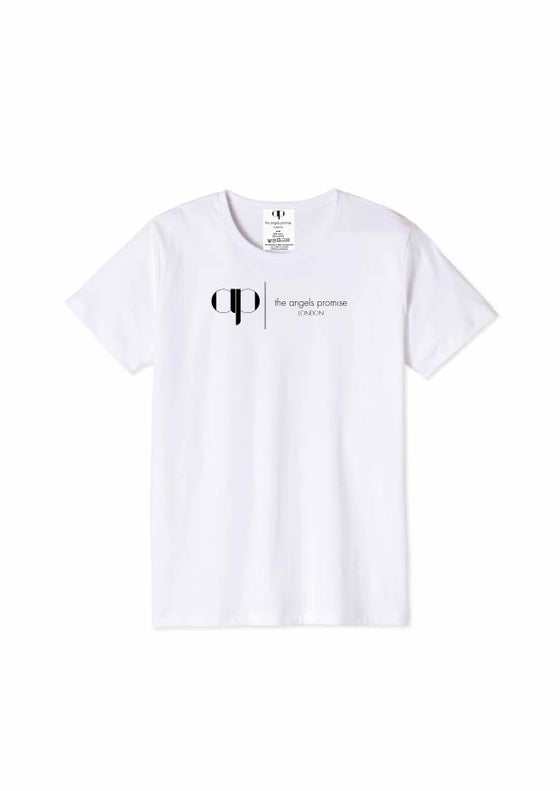 Image of AP White T-Shirt - Masculine Fit - MK1