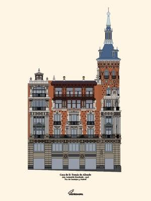 Casa de Allende (fondo neutro)