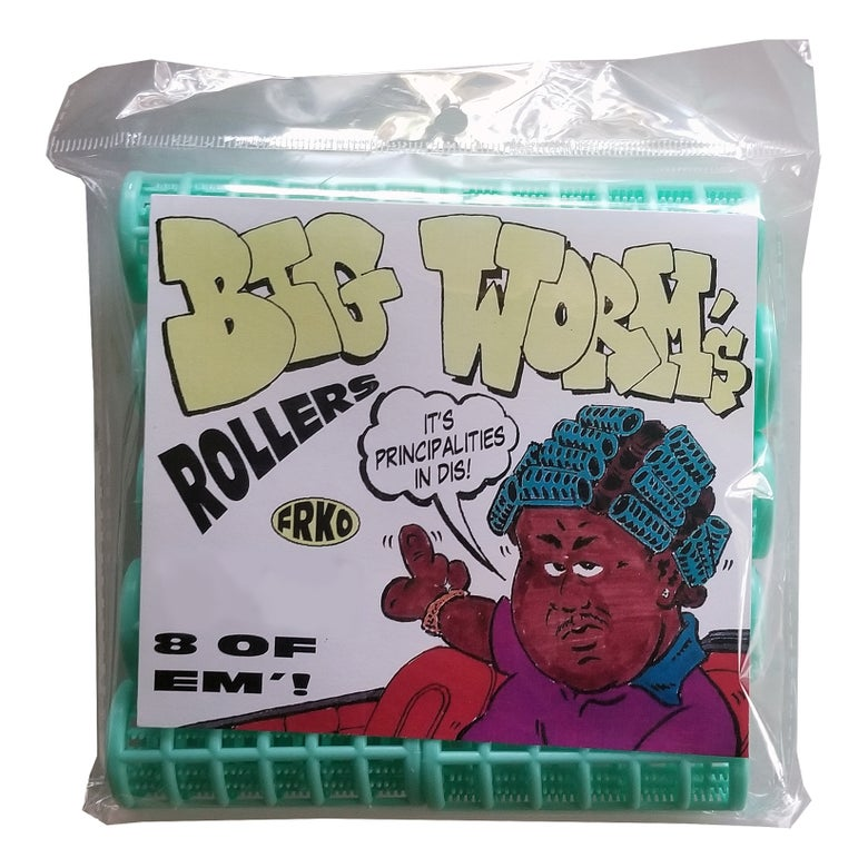 Image of BIG WORM'S ROLLERS