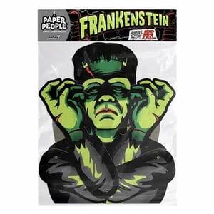 Image of Universal Monsters Frankenstein Paper People