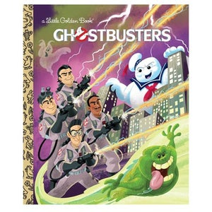 Image of Ghostbusters Little Golden Book