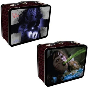 Image of The Exorcist Tin Tote