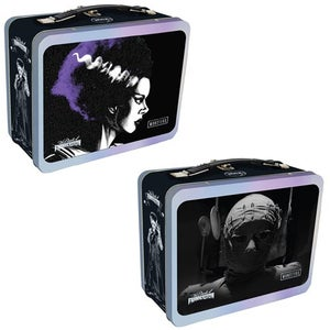 Image of Universal Monsters The Bride of Frankenstein Tin Tote