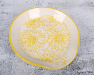 Image of Sunny yellow spoon rest
