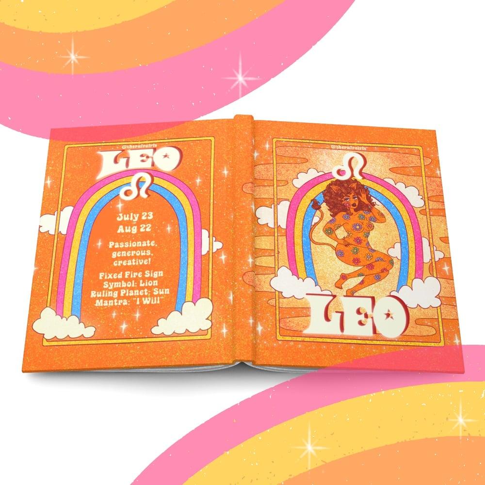 Image of LEO ASTROLOGY JOURNAL