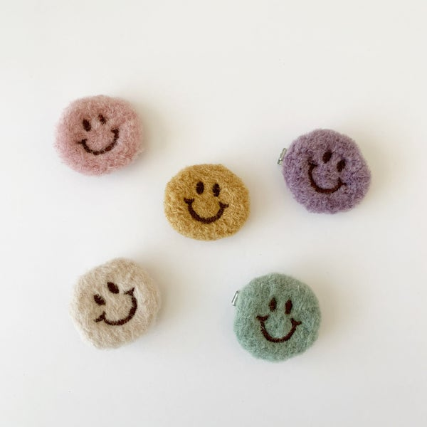 Image of Smiley Sherpa Clips