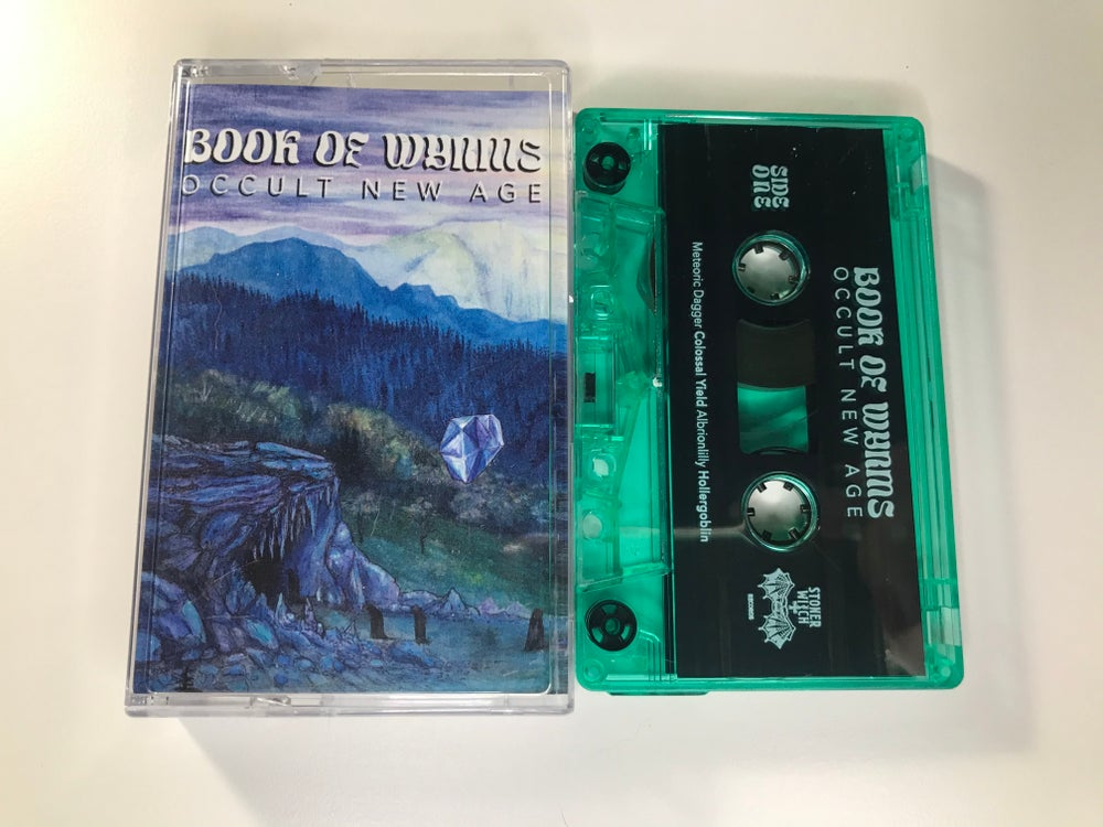 Image of BOOK OF WYRMS - OCCULT NEW AGE