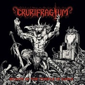 """Image of  CRURIFRAGIUM """"Beasts of the Temple Of Satan"""" LP"""