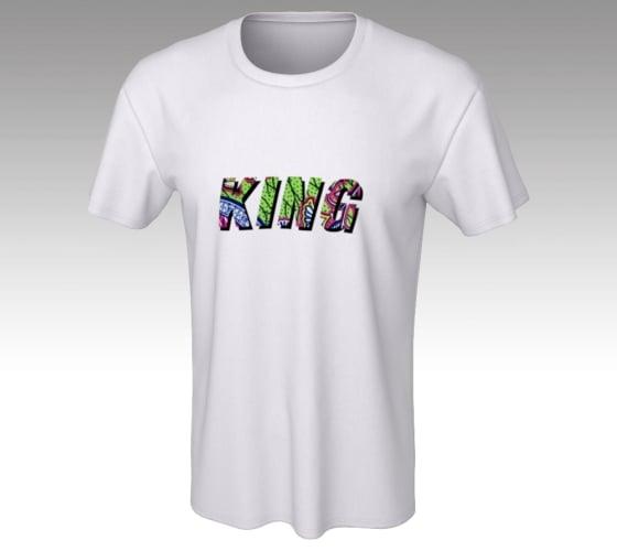 Image of King T-shirt