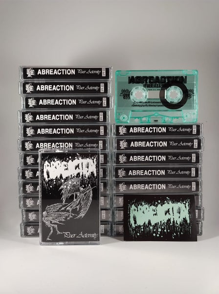 """Image of Abreaction """"Puer Aeternity"""" EURO Edition Tape"""