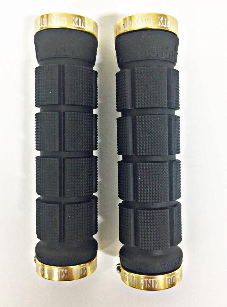 Image of King Kog x Lizard Skin lock-on grips