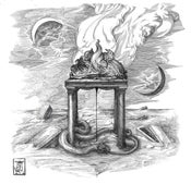 """Image of OBSCURE BURIAL """"s/t"""" LP"""