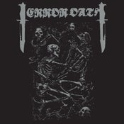 """Image of TERROR OATH """"s/t"""" one sided 12"""""""