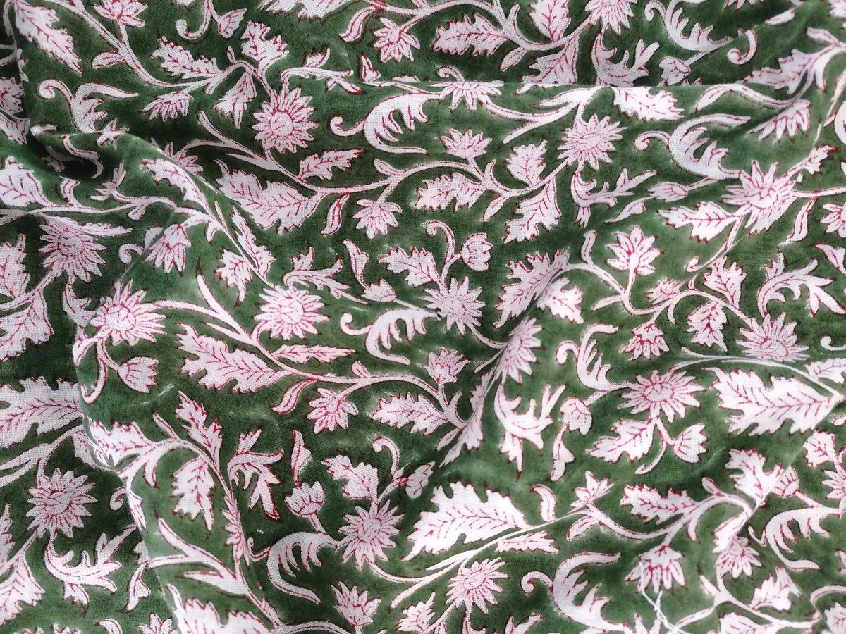 Image of Namasté fabric kaki