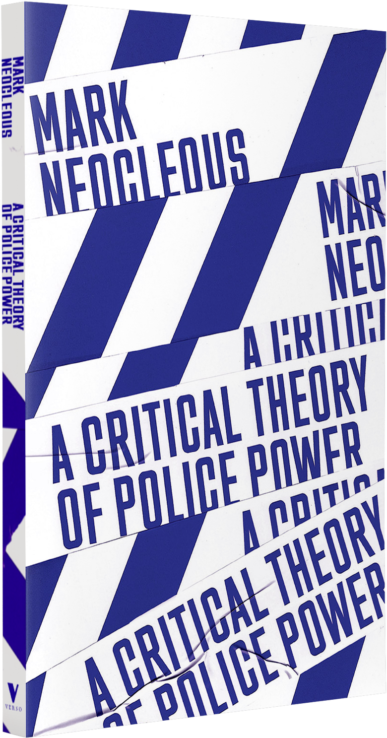 Image of A Critical Theory of Police Power