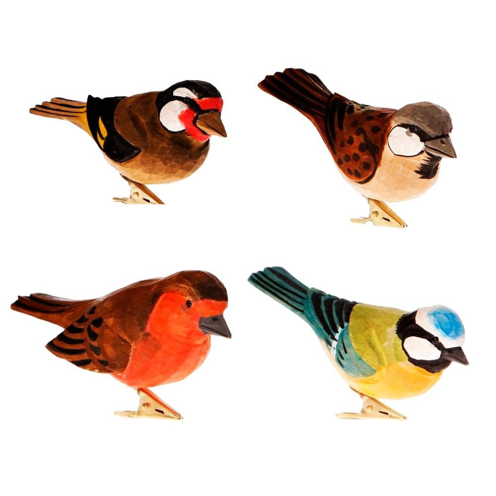 Image of British Bird Decorative Clip (Assorted)