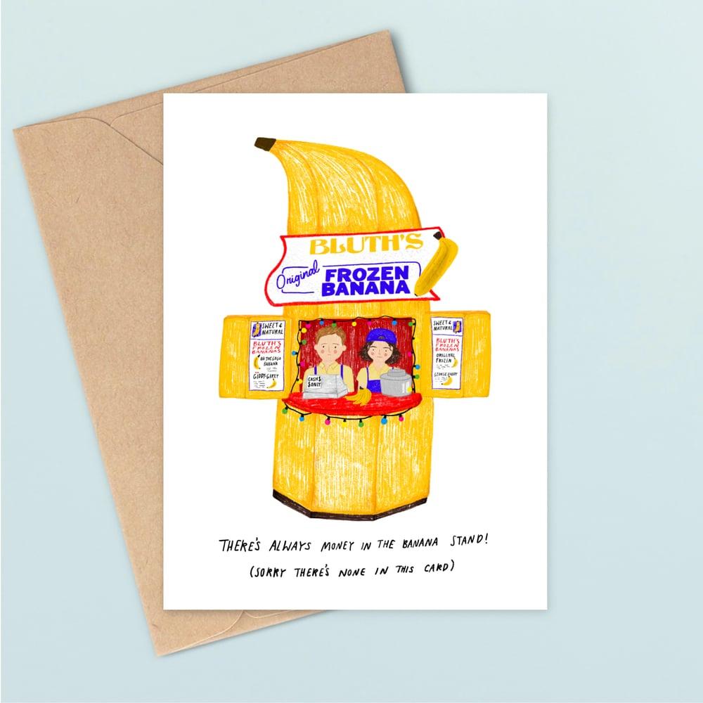 Image of Arrested Development Print & Card