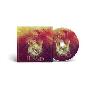 """Image of The Five Hundred """"A World On Fire"""" CD"""
