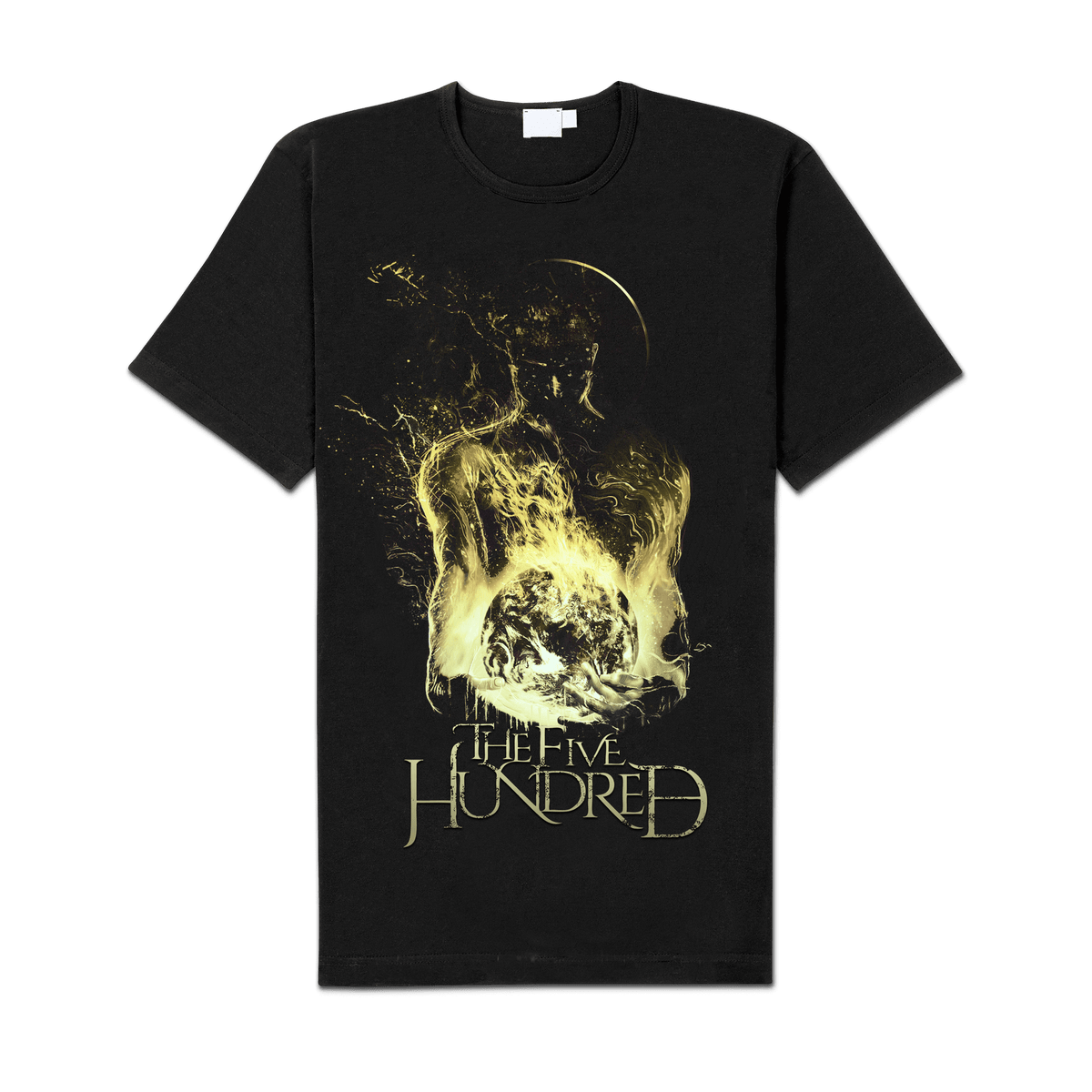 """Image of The Five Hundred """"World On Fire"""" Shirt"""