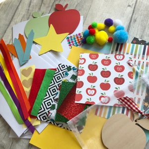 Image of Thank you Teacher make your own cards & gift