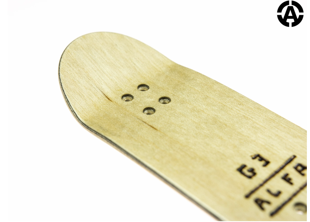 "Image of Alfa Deck G3 - ""BIG A"" Split (Popsicle)"