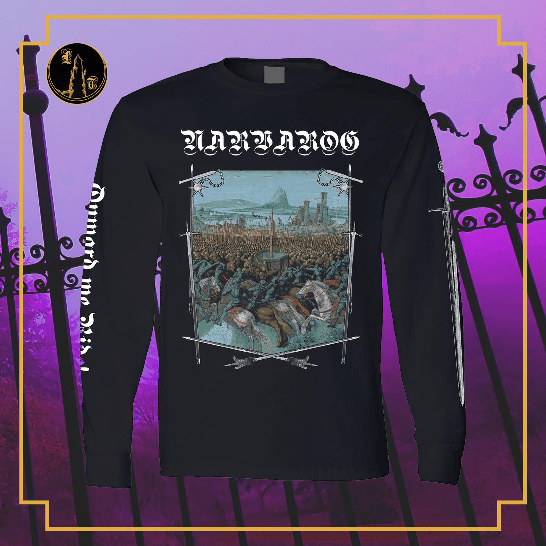 Image of Narvarog - Onward we Ride! long sleeve
