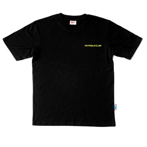 """Image of LANSI """"Energy"""" T-shirt (Black)"""